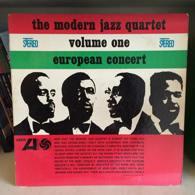 European Concert Volume One