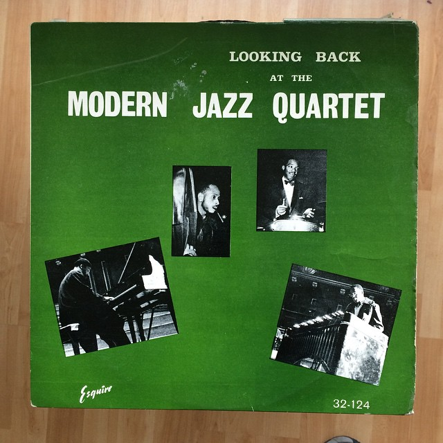 Looking Back at the Modern Jazz Quartet