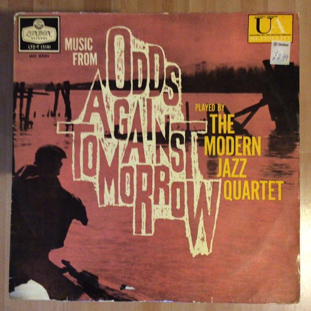 Music From Odds Against Tomorrow