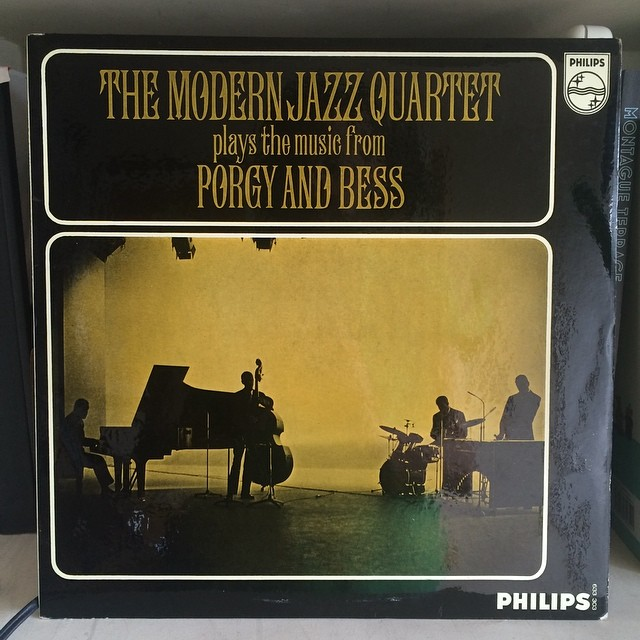 The Modern Jazz Quartet Plays George Gershwin's Porgy and Bess